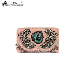 Montana West Horse Collection Wallet (MW254-W003)