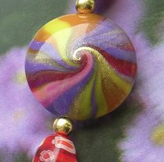 My bead by @Mandy Baerman@, via Flickr
