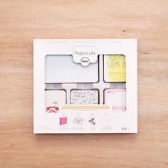 High Five Edition Core Kit – Becky Higgins....for Winnie's childhood album