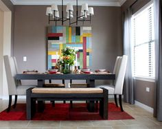 room makeover on pinterest dining room makeovers black dining rooms