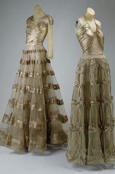 Что носили сто лет назад: мода XX века в фотографиях : «100 лет моды» / фото 11