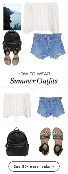 """""""outfit summer"""" by karlaloo on Polyvore"""