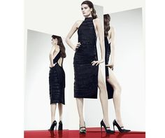Isabeli Fontana posa  para a campanha verão 2014 de Tufi Duek
