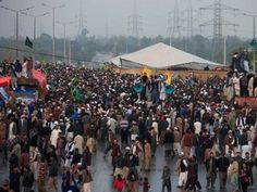 The second deadline to Faizabad Khatme Nabuwat (PBUH) Darna in Islamabad also ends