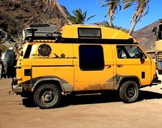 The Flying Tortoise: When You're Seriously Serious About All-Terrain Freedom Camping. Volkswagen Bus, Vw T3 Camper, Off Road Camper, Truck Camper, Camper Van, Transporter T3, Volkswagen Transporter, Overland Truck, Expedition Vehicle