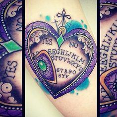 "tattooworkers: "" Tattoo by Arienette Ashman @xsinkingshipsx """