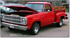 1979 Dodge Warlock II pickup truck