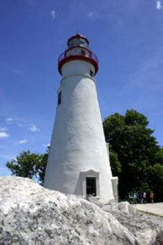 Discover Ohio's Lake Erie Lighthouses: West Sister Island Light Tower