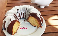 Το Ελληνικό Χρέος στη Γαστρονομία: Αφράτο κέικ με γιαούρτι