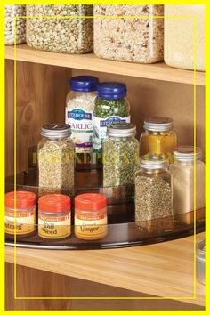 Kitchen Cabinet Organizers (Corner and Pull Out Organizer Ideas) Dish Organization, Small Space Organization, Kitchen Cabinet Organization, Best Kitchen Cabinets, Kitchen Drawers, Base Cabinets, Cabinet Organizers, Door Organizer, Small Space Kitchen