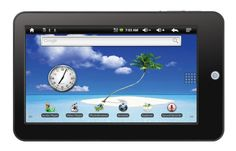 "KLu Curtis LT7028 Android 2.1 Tablet PC with 7"" Touch Screen$149.99"