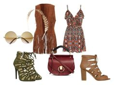Senza titolo #13 by angiel-i on Polyvore featuring moda, Mela Loves London, Chloé and Wet Seal