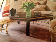 Erika Brunson coffee table