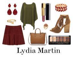 Lydia Martin 2 by twfs on Polyvore featuring Mode, AX Paris, Rebecca Minkoff, Chinese Laundry, Tory Burch, Amrita Singh, Bling Jewelry, David Yurman and Chanel