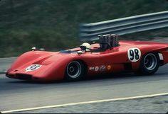 George Eaton McLaren M12 CanAm  @Pete Biro