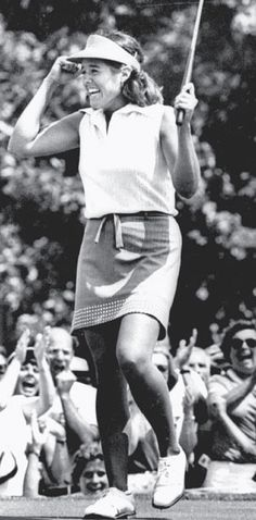 Nancy Lopez otherwise known as The Nance, 1978 // Pipeline Marketing Group