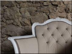 shabby chic fotel, egyedi bútor