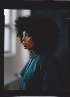 #Solange Knowles, #afro lust, #beauty. Via: schoengeist