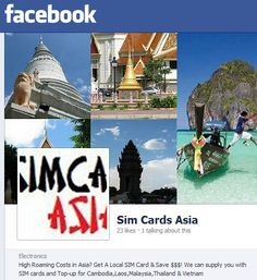 Southeast Asia, Cambodia, Sims, Vietnam, Thailand, Facebook, Cards, Playing Cards, Maps