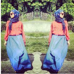 @wurudfradi ❤ hijab style