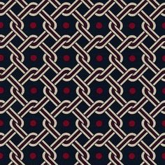 LUCO IMPRIME' col. M04 Hermès Home, Fabrics & Wallpapers, Collection 2016/17