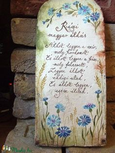 Wood Stone, Life Motivation, Diy And Crafts, Spirituality, Happy Birthday, Scrapbook, Homemade, Thoughts, Drawings