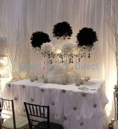 ayuda para boda en blanco y negro 2011 | Preparar tu boda es facilisimo.com