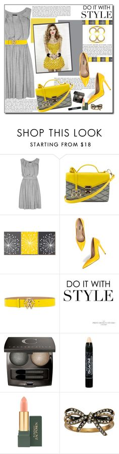 """88"" by polybaby ❤ liked on Polyvore featuring Vivienne Westwood Anglomania, Handle, Jezzelle, Roberto Cavalli, Chantecaille, Bumble and bumble, MAC Cosmetics and Marc Jacobs"