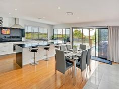Photo of a dining room design idea from a real Australian house - Dining Room photo 7427597