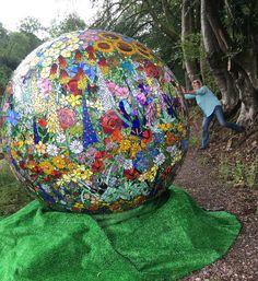 Sue Smith Glass Mosaic