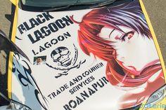 Black Lagoon: Revy Itasha (Zero Takky)