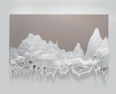 Roxy Paine,Paint Dipper, (1996).