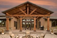 Checking Out Patio Area Layouts – Outdoor Patio Decor Covered Patio Design, Covered Decks, Covered Back Porches, Covered Deck Designs, Backyard Covered Patios, Covered Pergola, Porch Posts, Design Jardin, Backyard Patio Designs