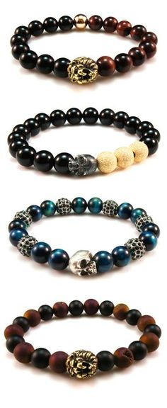 Handcrafted bracelets by Love is a Gun. Pure rock and roll, made in Los Angeles.