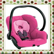 Maxi-Cosi Mico Infant Seat is a must have for any expecting parent!