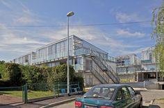 53 semi-collective housing units lieu / location:Saint-Nazaire, France année / year:2011 lacaton & vassal