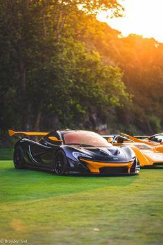 McLaren P1 GTR                                                                                                                                                                                 More #McLaren