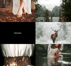 Artemis - Goddess of the hunt, forests and hills, the moon, and archery Greek And Roman Mythology, Greek Gods And Goddesses, Norse Mythology, Percy Jackson, Artemis Aesthetic, Artemis Goddess, Moon Goddess, Hunter Of Artemis, Roman Gods