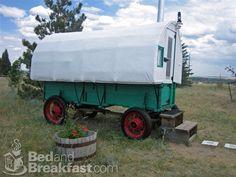 sheep herders wagon