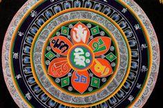 Dharmashop.com - Tibetan Mandala Thangka Om Mani Design , $69.00 (http://www.dharmashop.com/tibetan-mandala-thangka-om-mani-design/)