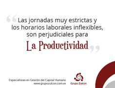 Trabajar más horas no te hace más productivo. #RRHH #Productividad