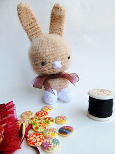 Little Things Blogged: {Amigurumi Sweet Bunny Pattern}