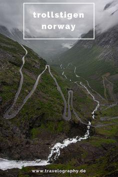 Trollstigen in Norwegen – eindringlich & beeindruckend