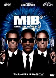 Men In Black 3 (2 Disc) (W/Dvd)DVD043396402881 Front