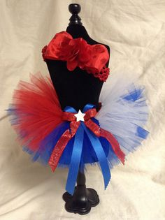 Made in Texas Tutu is the best way to show off your little cowgirl!  This tutu is perfect for holidays, parties, dress up or pictures! on Etsy, $20.00