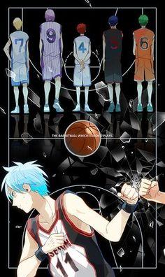 Kuroko's Basketball / Kuroko no Basket (黒子のバスケ) -「影の自身への問いかけは、彼らに波及する」/「苔」のイラスト [pixiv]