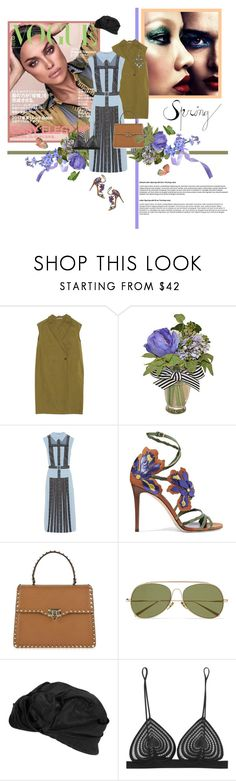 """""""SPRING LOOKS"""" by konstantinabday26oct72 ❤ liked on Polyvore featuring Bottega Veneta, Jimmy Choo, Valentino, Acne Studios, Super Duper and Christopher Kane"""