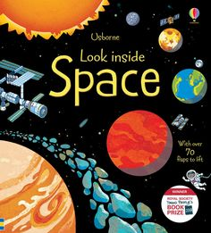 """Find out more about """"Look inside space"""", write a review or buy online."""