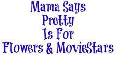 Mama Says !!   TeamVintageUSA by D' LaGrace on Etsy