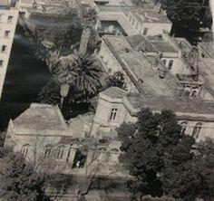 Paseo de la Reforma 107 Casa de 1910 que fue demolida para construir el edificio Continental de Carlos Lazo y el edificio Bush a finales de 1930